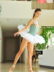 Claire the Professional Ballerina