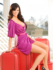 Jayde Nicole is Playmate of the Year 2008. Canada's finest is your overwhelming favorite....